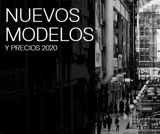 NUEVA TARIFA 2020